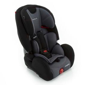 Cadeira Para Auto - 9 A 36kg - Envolve-x - Sport - Cinza - C