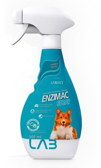 EnziMac Eliminador De Odores E Manchas 500 Ml