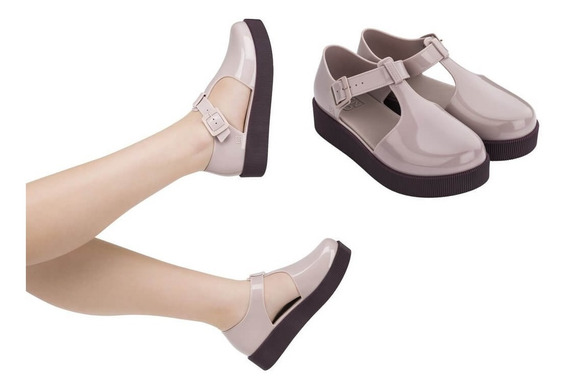 Sapato Feminino Grendene Zaxy College Mary Jane