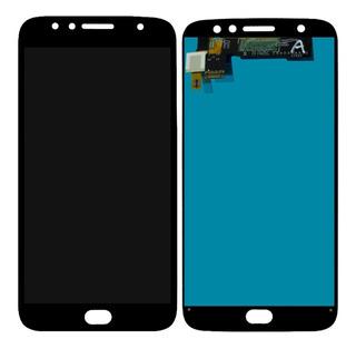 Tela Touch Display Lcd Motorola Moto G5s Plus Xt1802 Preto