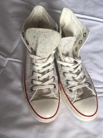 Zapatillas De Mujer Converse Talle 40