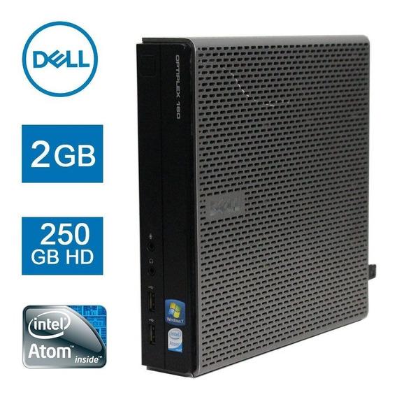 Computador Mini Dell Leia Toda Descrição Antes Da Compra.