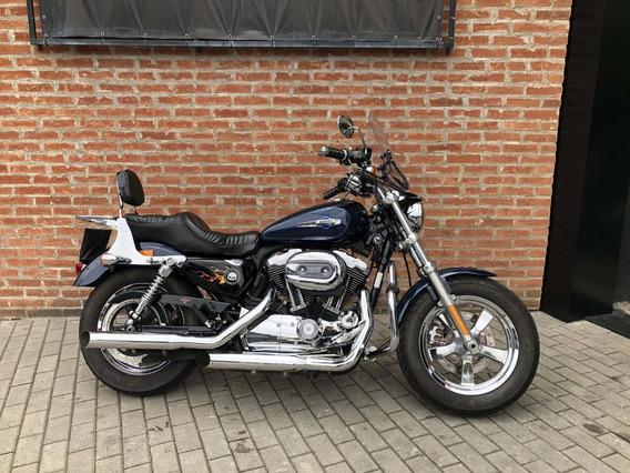 Harley Davidson Sportster Xl 1200 Custom 2012