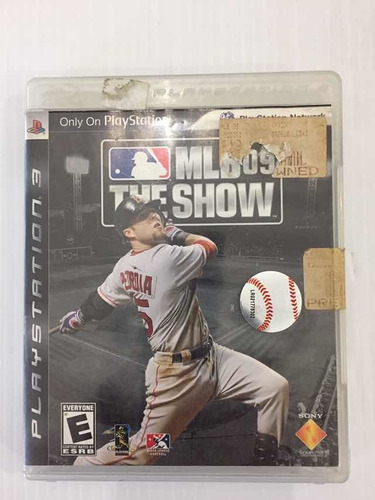 Mlb The Show 09 Ps3
