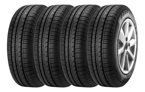 Imagen 1 de 3 de Combo X4 Neumaticos Pirelli 175/65r14 P400ev 82h