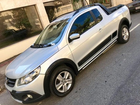 Volkswagen Saveiro Cross Ce 1.6 16v Total Flex, Hgt2569