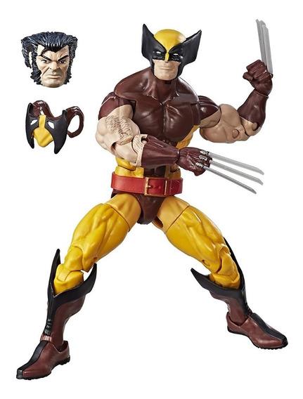Marvel Legends Vintage Retro Amazing Wolverine Hasbro