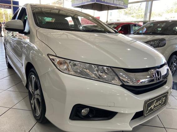 Honda City Ex Aut. 1.5 2015
