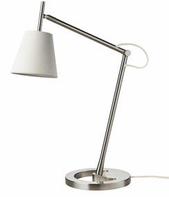 Lámpara Led De Escritorio Con Cargador Usb Luz Regulable