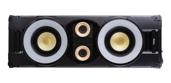 Caixa Acústica Philco Pht10000 Com Conexão Bluetooth Bivolt