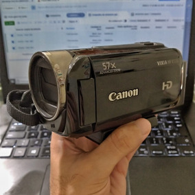 Filmadora Canon Vixia Hf R500 - Câmera Para Youtuber