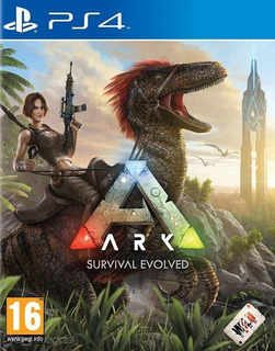 Ark: Survival Evolved Ps4 - Juego Fisico - Prophone