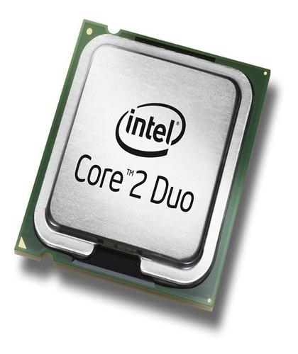 Micro Intel E6600 2.4ghz/4m/1333 + Fan