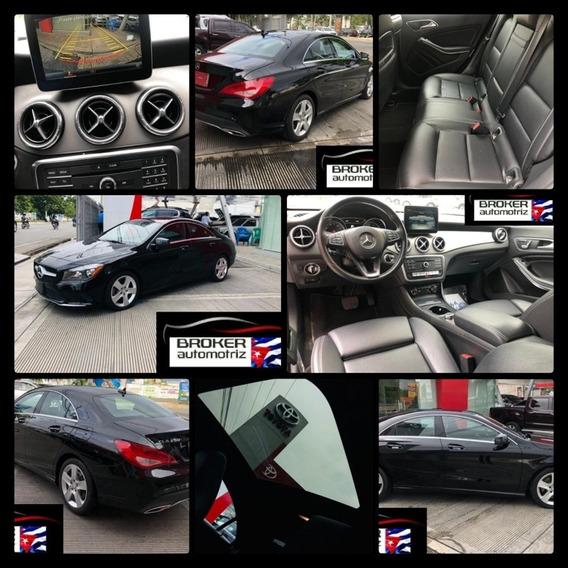 Mercedes-benz Clase Cla250 Americana