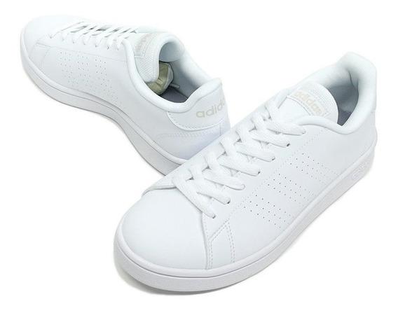 Tenis adidas Advantage Base -blancos-originales Ee7692