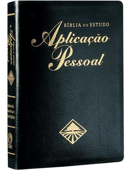 Bíblia Estudo Aplicação Pessoal Almeida Revista E Corrigida