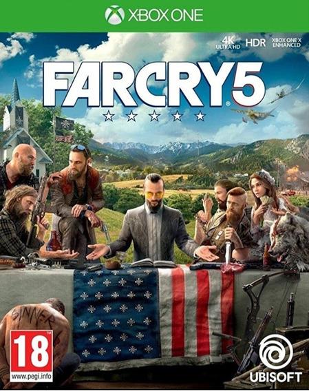 Far Cry 5 - Mídia Digital - Xbox One