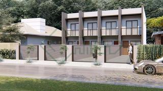 Sobrado Geminado No Vila Nova | 02 Dormitórios | 02 Vagas | Terreno Fundos 22 M² - Sa00673 - 33908006