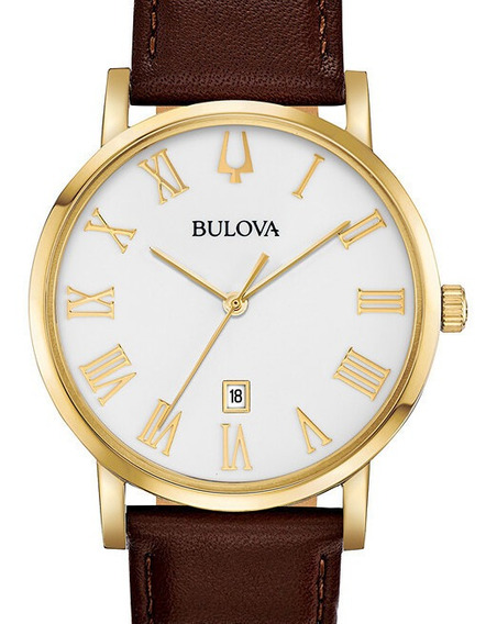 Relogio Bulova Masculino Classic American Clipper 97b183