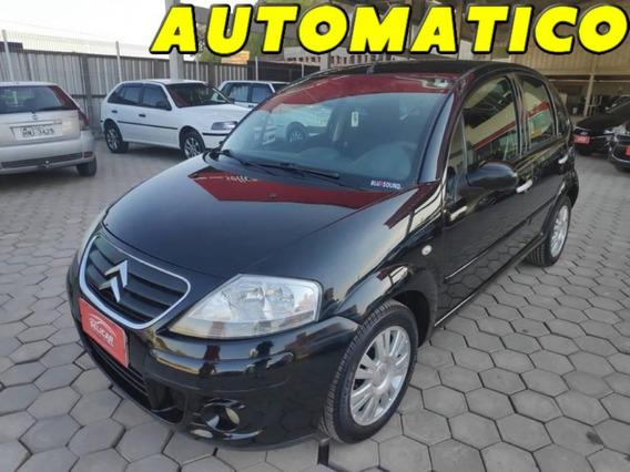 Citroën C3 1.6 Exclusive 2010 Automatico Financiamento 100%