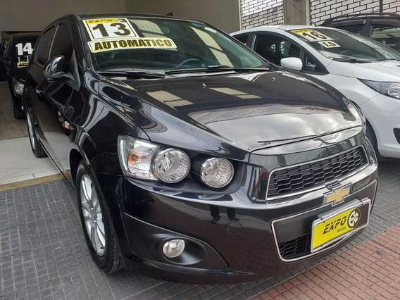 Chevrolet Sonic 1.6 Ltz 2013 Automatico 34000 Km
