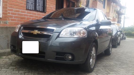 Chevrolet Aveo Emotion 1.6 2010 Solopor Hoy 18.280.000 Trasp