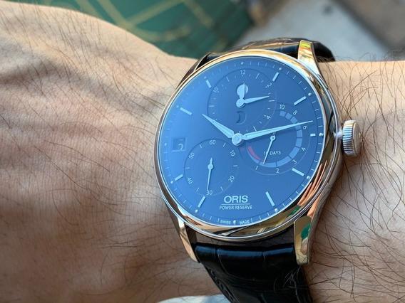 Relógio Oris Artelier Calibre 112 10 Days Automatic