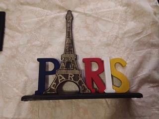 Letrero París
