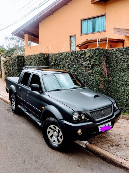Mitsubishi L200 2006 2.5 Sport Hpe Cab. Dupla 4x4 4p 121 Hp