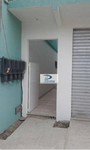 Casa Com 1 Dormitório Para Alugar, 30 M² Por R$ 800,00/mês - Itaipu - Niterói/rj - Ca0426