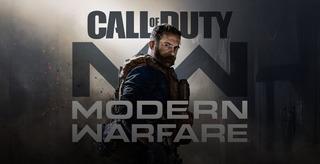 Call Of Duty Modern Warfare Playstation 4 Ps4 Juego Fisico