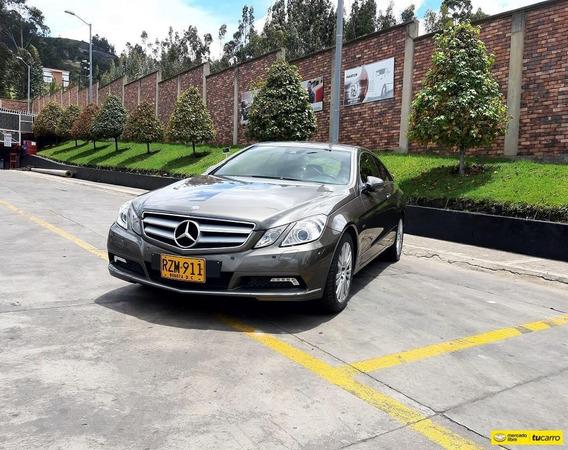 Mercedes Benz Clase E E250 Cgi Coupe