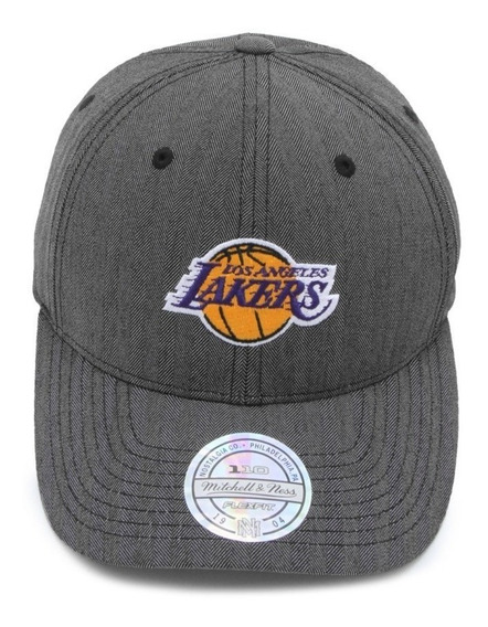 Boné Mitchell & Ness Lakers Nba Ctsports
