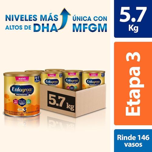 Imagen 1 de 7 de Enfagrow Promental Etapa 3, Pack 5.7kg
