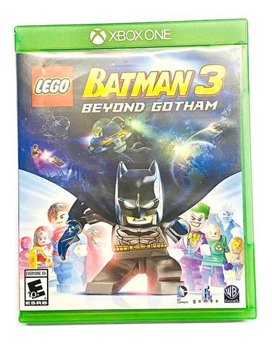 Imagen 1 de 3 de Lego Batman 3 Xbox One Físico Multiplayer Multijugador