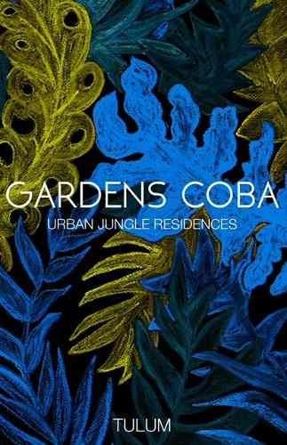 Estudio Tulum Gardens Excelente Proyecto Preventa Plusvalia