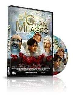 Dvd El Gran Milagro - Original! - Psj