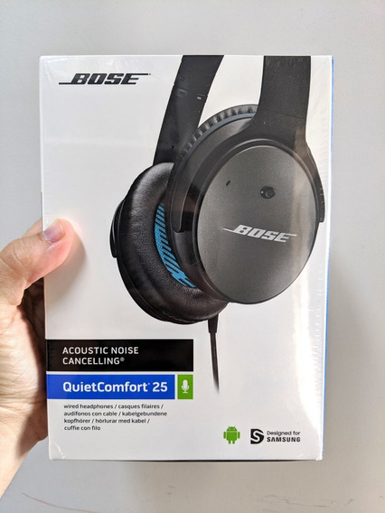 Bose Qc25 Headphones Noise Canceling - Pronta Entrega