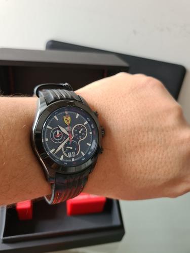 Relogio Ferrari 05024 Original