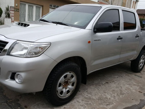 Toyota Hilux 2.5 Tdi C/d 4x2 Dx Pack 2013