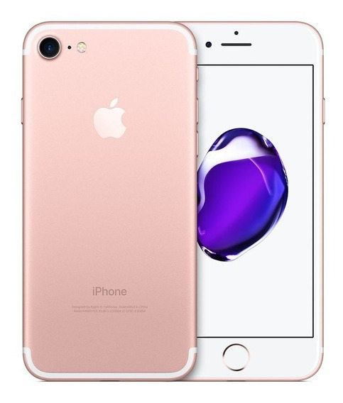 Celular Apple iPhone 7 32gb Reacondicionado Envio Gratis
