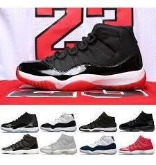 Jordan Retro 11 Nike Air`s / Originales / Zapatos Nike Bacan