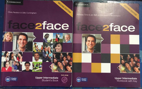Livro Face 2 Face - Second Edition