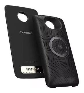 Moto Snap Som Stereo Speaker Para Linha Moto Z