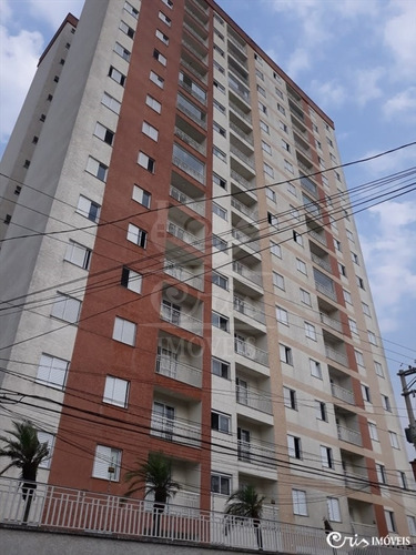 Apartamento Em Vila Nossa Senhora Das Vitórias - Mauá - Sp - Av05/a95