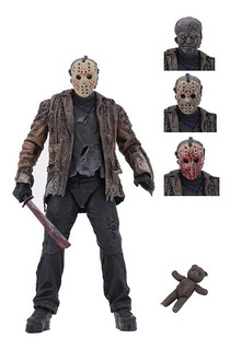 Neca Jason Vs Freddy Figura Original