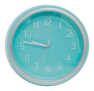 Reloj De Pared Redondo 26 Cm Cuotas