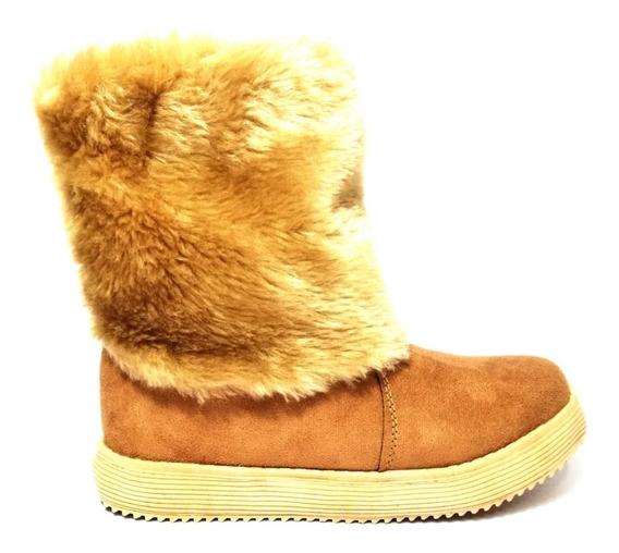 Botas Corderito Pantubotas Borcegos Zapatos Mujer Zapatillas