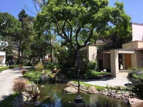 Renta Casa En Exclusivo Condominio En San Angel Tlacopac