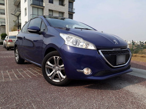 Peugeot 208 2015 Allure Coupe Techo Panoramico Manual